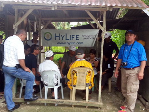 HyLife Supports International Relief