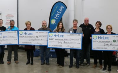 HyLife Fun Days Raises $171,000 for Local Charities