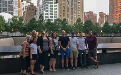 New York City Brings Growth for HyLife Masters Students