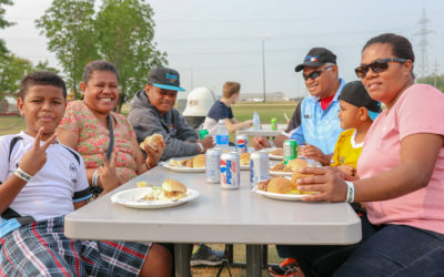 Family Day at Grand Prix Amusements
