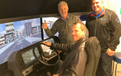 Logistics Using New Tech to Keep Everyone Safe