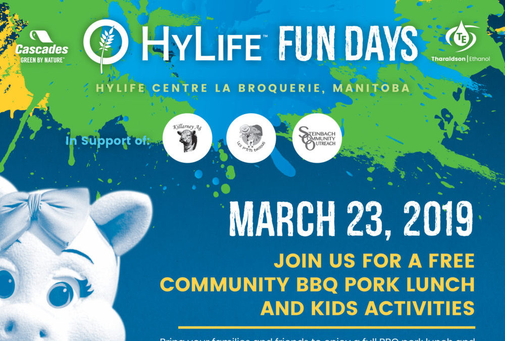 HyLife Fun Days are Coming!