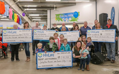 Record Breaking Weekend for HyLife's Fun Days