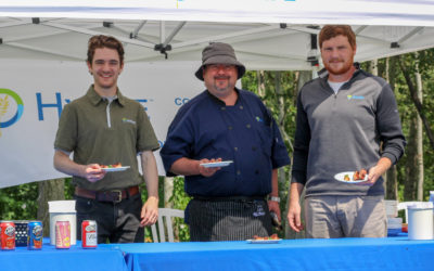 Pork Industry Celebrates While Raising Money for Charity