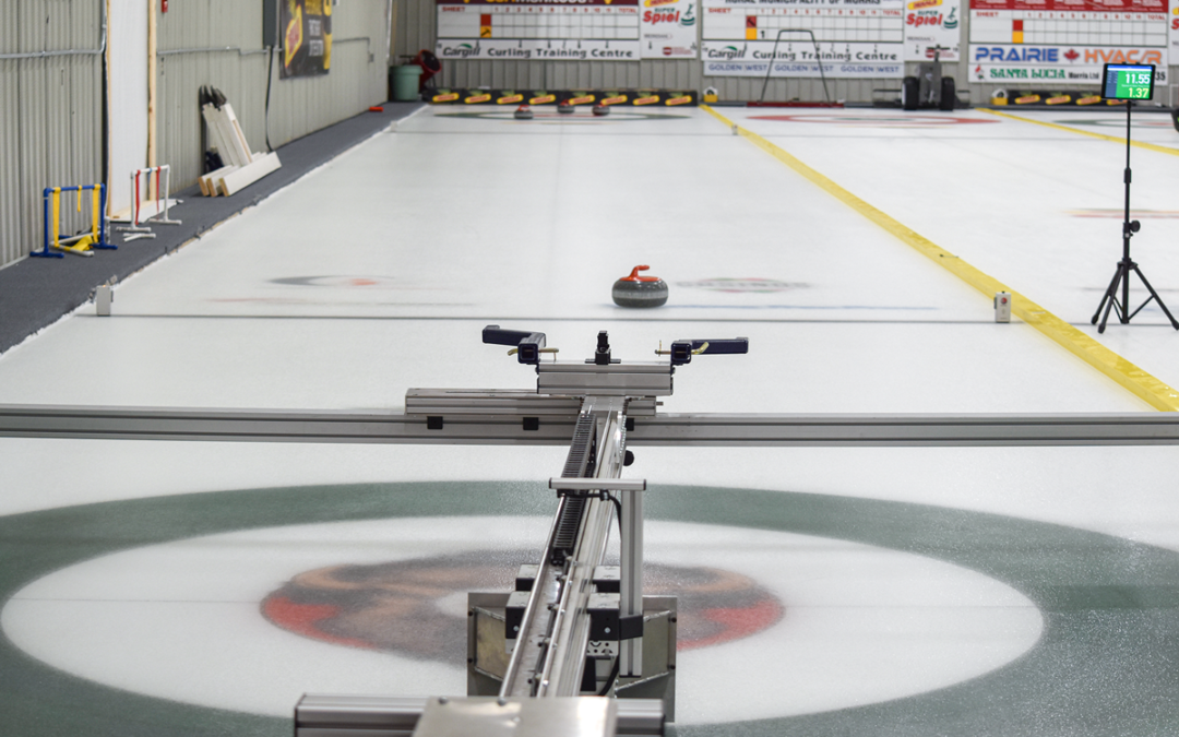 Supporting the Canadian Deaf Curling Program