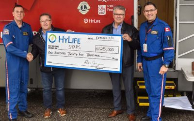 HyLife Announces Contribution to STARS