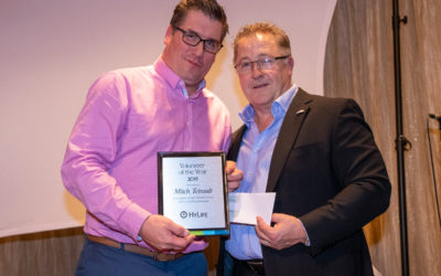 Mitch Tetrault – HyLife (Farms) Volunteer of the Year
