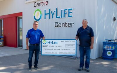 COVID-19 Doesn't Stop the Positive Impact of HyLife's Fun Days