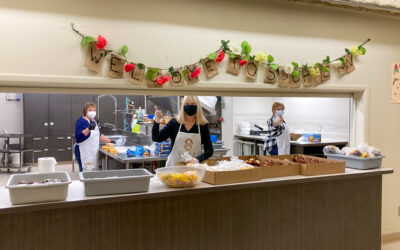 Feeling in the Holiday Spirit! HyLife Donates to Local Soup Kitchen