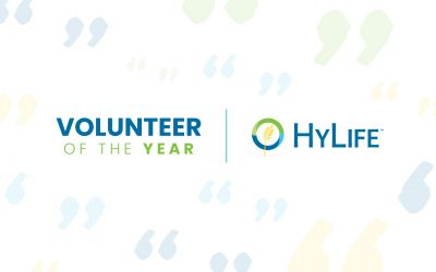 HyLife 2020 Volunteers of the Year