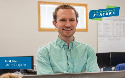 Employee Feature: Barak Doell